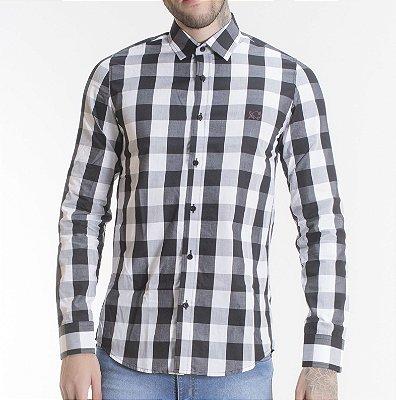 Camisa Effel ML Xadrez