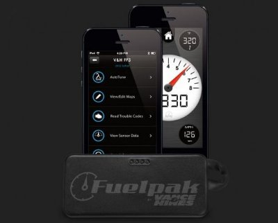 Módulo Eletrônico Vance & Hines Fuelpak FP3 66005 6-PIN para Harley Davidson