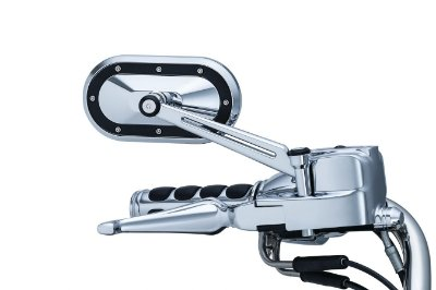 Conjunto Kuryakyn Heavy Industry Chrome para para Harley Softails, Dyna, Touring, FX Breakout