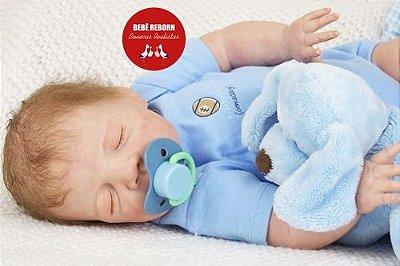 Bebê Reborn Menino Bebê Quase Real Uma Fofura Perfeitinho E Sofisticado Com Lindo Enxoval