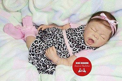 Bebê Reborn Menina Detalhes Reais De Um Bebezinho De Verdade Bebê Graciosa E Perfeita