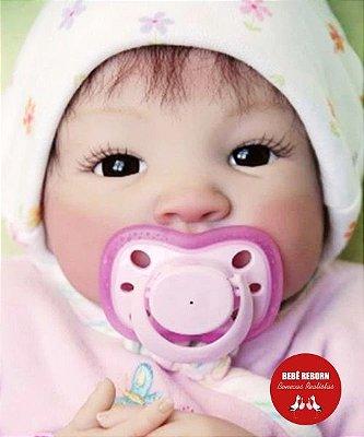 Boneca Bebê Reborn Menina Realista Bonita E Graciosa Bebê Recém Nascida Super Promoção