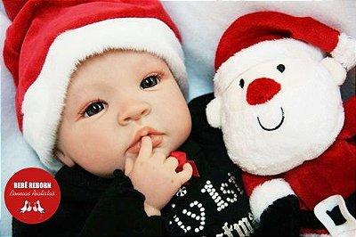 Bebê Reborn Menina Realista E Perfeita Boneca Artesanal Luxuosa Com Lindo Enxoval E Acessórios