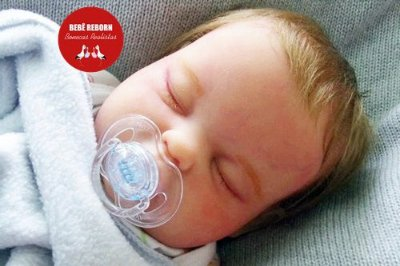 Bebê Reborn Menino Bebê Quase Real Todo Em Silicone Sólido Molinho Muito Fofo E Perfeitinho