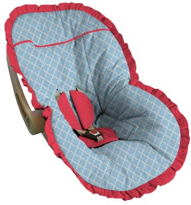 Capa para Bebê Conforto Cannes Azul