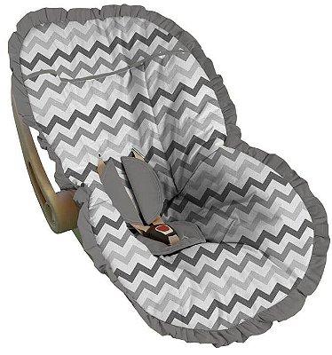 Capa para Bebê Conforto Chevron Niágara