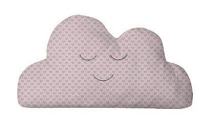 Almofada Nuvem Coração Corunha