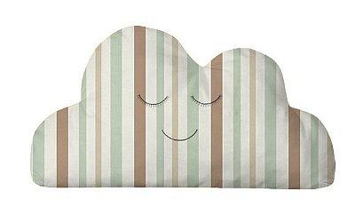 Almofada Nuvem Listrada Messina
