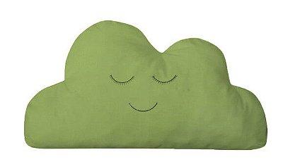 Almofada Nuvem Verde Claro