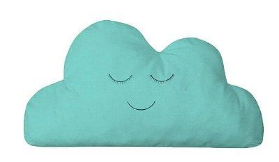 Almofada Nuvem Verde Tiffany