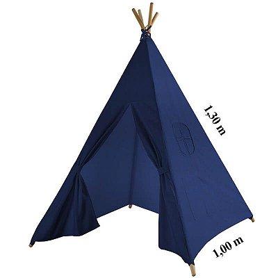 Cabana Tenda Azul Marinho