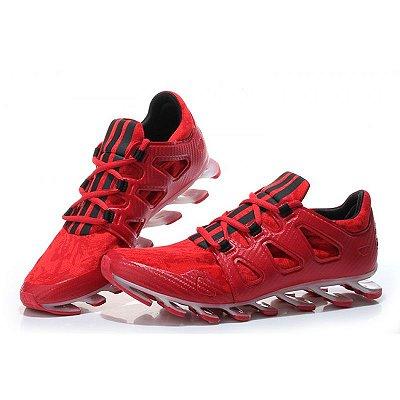 Tênis Adidas Springblade 6 Pro Shoes - Vermelho e Preto