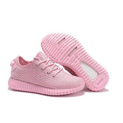 Tênis Adidas Yeezy Boost 350 - Rosa