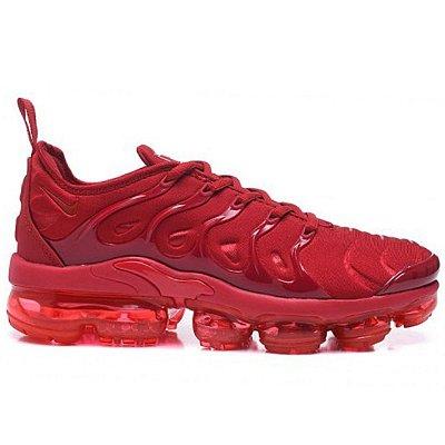 Tênis Nike Air VaporMax Plus - Vermelho