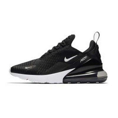 Tênis Nike Air Max 270 - Preto e Branco