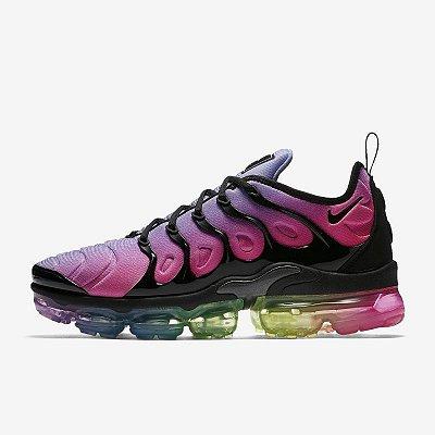 Tênis Nike Air VaporMax Plus - Colorido
