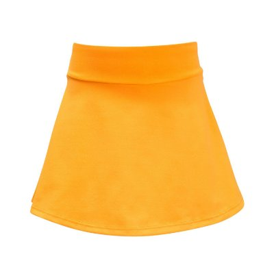 Shorts Saia Neon Laranja