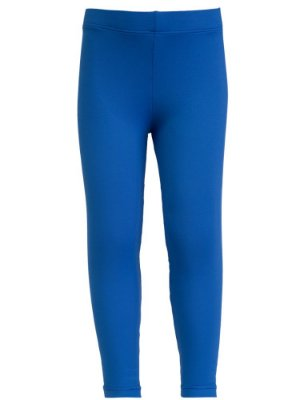 Legging Infantil Azul Royal