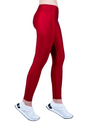 Legging Adulto Dark Red Gloss