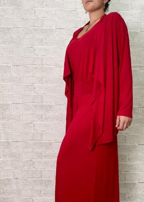 Cardigan Adulto Red Rouge