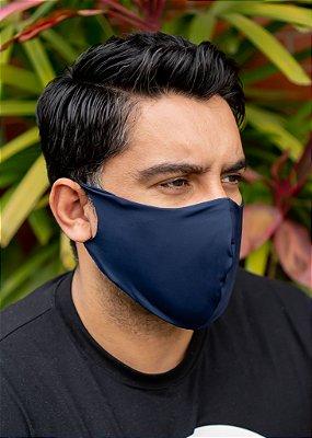 Máscara Masculina Marinho