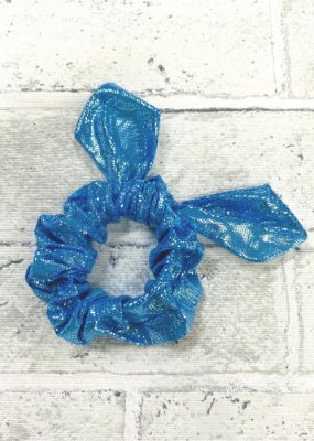 Scrunchie Blue Mermeid