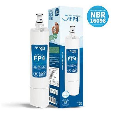 Refil Filtro FP4 Para Purificador Consul Planeta Agua