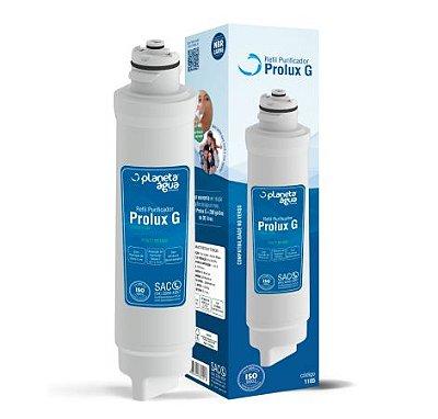 Refil Filtro Para Purificador Electrolux Prolux G PA26G PA21G PA31G Pe11b Pe11x