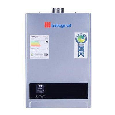 AQUECEDOR GAS 15L DIGITAL GLP ASTRA bivolt 110/220