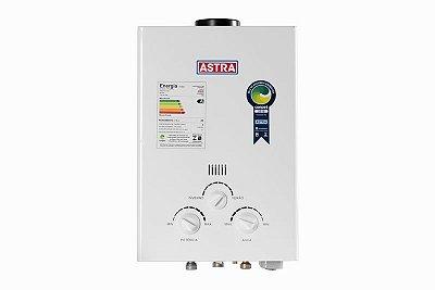 Aquecedor A Gás Mecânico 6l Astra Gn Ag6nm3