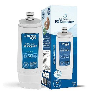 Refil E3 Compacto - Compatível Com Os Modelos Ibbl Avanti E Mio