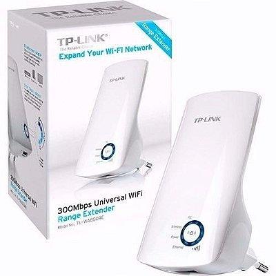 Repetidor Amplificador De Sinal 300mbps Wireless N Extensor TP-LINK