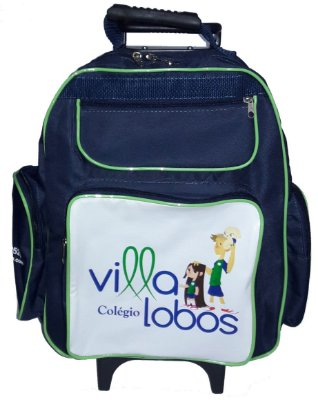 Mochila Villa Lobos - Infantil