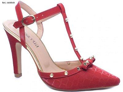 Sapato Scarpin Ref.66084B