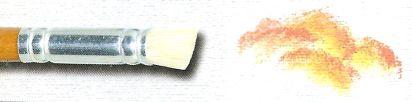 Pincel 152 Pata de Vaca Cerda Branca Alvejada (Pinctore/TIGRE)