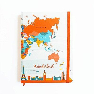 Sketchbook Wanderlust - Grande
