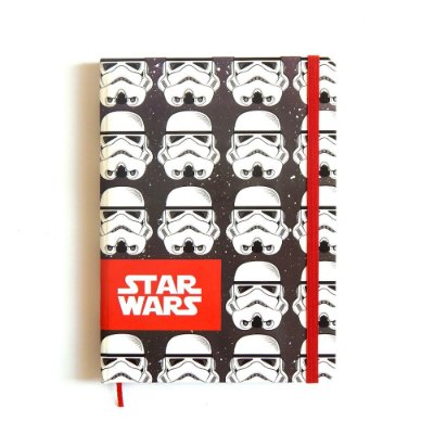 Sketchbook Stormtrooper - Grande