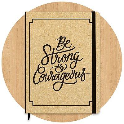Planner Be Strong - Não Datado