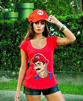 Tee Super Mario