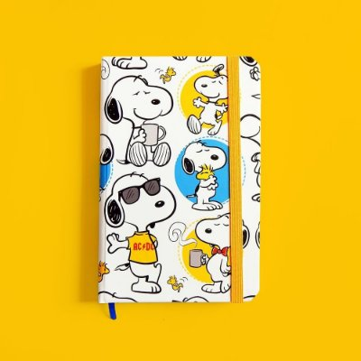 Sketchbook Snoopy - Pequeno