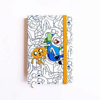 Sketchbook Hora de Aventura
