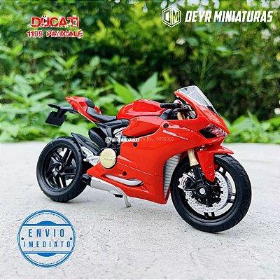 Miniatura Ducati 1199 Panigale 2012 Maisto 1:18
