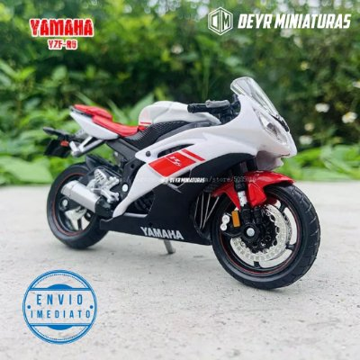 Miniatura Yamaha YZF-R6 2008 Maisto 1:18