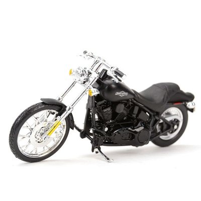 Miniatura Harley Davidson Night Train FXSTB 2008 Maisto 1:18