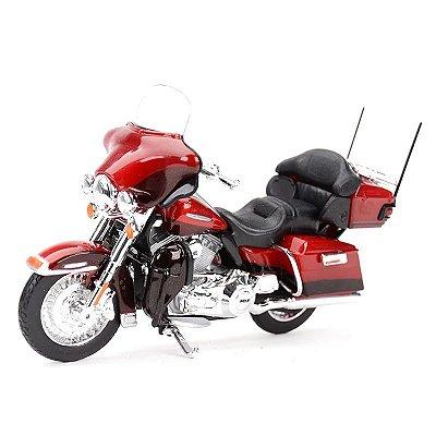 Miniatura Harley Davidson Ultra Electra Glide Limited FLHTK 2013 Maisto 1:18
