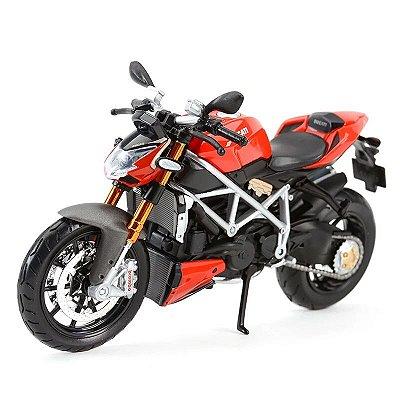 Miniatura Ducati Streetfighter S Maisto 1:12