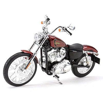Miniatura Harley Davidson Seventy-Two 1200V XL 2012 Maisto 1:12