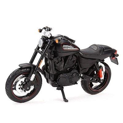 Miniatura Harley Davidson XR 1200X 2011 Maisto 1:18 - Series 35