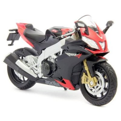 Miniatura Aprilia RSV 4 Factory 2009 Welly 1:18