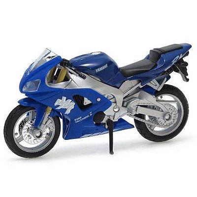 Miniatura Yamaha YZF-R1 1999 Welly 1:18